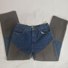 Cabela's Brush Pants Roughneck Upland Hunting Hiking Jeans Men's Size 36 x 32