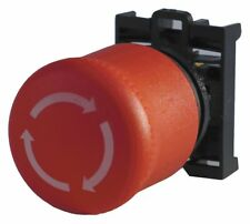 M22 Pvt Emo Eaton M22 Modular Twist To Release E Stop Operator 225mm Red