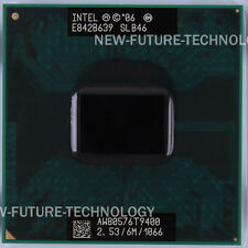 SLGE5 SLB46 - Intel Core 2 Duo T9400 2.53 GHz 1066 MHz Socket P CPU Processor