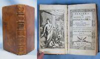PENSÉES de MONSIEUR le COMTE d'OXENSTIRN, par Monsieur D.LM. / LA HAYE 1746