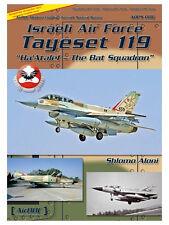 AirDoc ADPS 006 Tayeset 119 Israeli Air Force - The Bat Sqadron