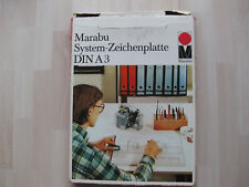 Marabu System-Zeichenplatte Din A 3