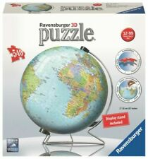 Ravensburger 12436 World Globe 3d Puzzle 540pc