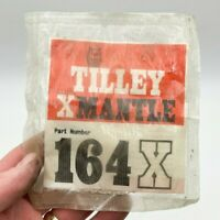 VINTAGE TILLEY XMANTLE 164X OIL LAMP PART (NEW)  F4