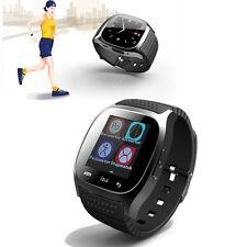 Touch Screen Bluetooth Smart Watch Wristwatch For Men Women Android Samsung LG