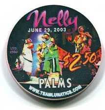 New listing Casino Chip $2.50 Snapper Palms Las Vegas, Nv June 29, 2003 Nelly