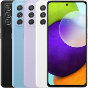 """Samsung Galaxy A52 5G SM-A526B 128GB 256GB Unlocked Grade A """"eBay Very Good"""""""