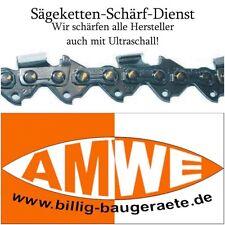 2 Sägeketten schärfen Automatenschärfung ! Fachwerkstatt seit 2004