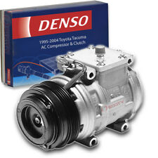 Denso Ac Compressor & Clutch for Toyota Tacoma 2.7L 2.4L L4 1995-2004 Hvac pu
