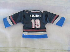 Vancouver Canucks Markus Naslund #19 NHL Mini Hockey Jersey