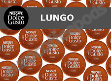 Dolce Gusto Lungo Coffee Pods, 30 Capsules, 30 Drinks Sold Loose