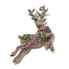 Heidi Daus Pretty Pancer Pin SWAROVSKI CRYSTALS SOLD OUT GRAB IT BEAUTIFUL PIECE