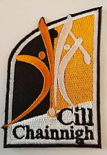 Kilkenny County GAA Gaelic Hurling Football iron on/ sew embroidered patch