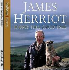 If Only They Could Talk by James Herriot - Audio CD, abridged NEW UNSEALED