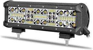 LED Light Bar SWATOW 4x4 10 Inch 150W OSRAM LED Work Light Off Road Driving