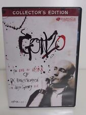 Gonzo The Life and Work of Dr Hunter S Thompson (DVD 2008 Collector's Ed)