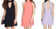 No Pattern Unbranded Regular Sleeveless Dresses for Women