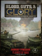Flames Of War Blood Guts And Glory Book
