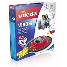 _VILEDA ViROBi Slim Staubwischroboter. Robotic Mop Super Slim Staubwisch-Roboter