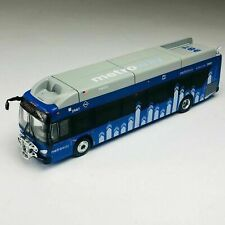 Iconic Replicas 1/87 HO New Flyer Xcelsior Bus WASHINGTON DC METROWAY 87-0200