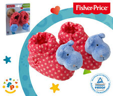 Happy People 40828 - Fisher- Baby SCHUHE Nilpferd