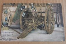 Postcard Banqueting Hall Edinburgh Castle  Carriage That Carried Victoria's body