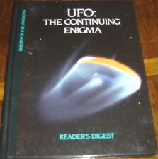 Quest for the Unknown: UFO : The Continuing Enigma by Reader's Digest Editors