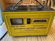Amigo The Friendly Wheelchair Solid State Battery Charger Part No. 355100