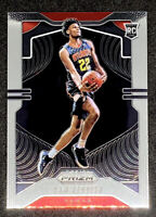 Cam Reddish 2019-20 Panini Prizm Base Rookie RC Atlanta Hawks #256 C2