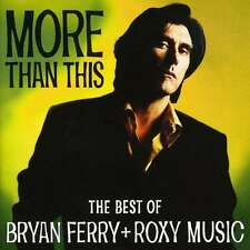 Bryan Ferry   Roxy Music - More Than This-the Best Of CD VIRGIN