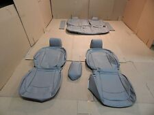 2008-2013 NISSAN ROGUE S SL SV LEATHER TRIM SEAT SEATS UPHOLSTERY KIT SET NEW