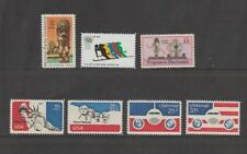U.S. 1972-77 Airmail, C84-C90, 7 items Complete, mNH Fine