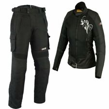 Touring moto combinata biker moto tessile station wagon impermeabile Giacca e Pantaloni