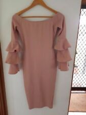 Boohoo Stretch Midi Dresses for Women