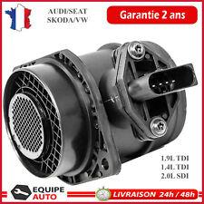 Debitmetre d'air pour Audi A3 A4 Seat Ibiza Altea Leon 1,9 1,9l Tdi = 38906461B