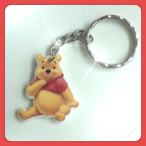 Disney Winnie The Pooh Theme Handmade Keyring Bag Charm For Gift Christmas #5
