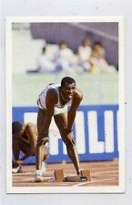 (Jh211-100) RARE,Trade Card Booster of Chidi Imoh, Athlete 1986 MINT