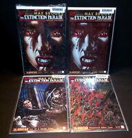 EXTINCTION PARADE 1 VARIANT COVER 1ST PRINT Avatar Comics Lot Max Brooks 2013 NM