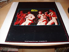 Gladys Knight and the Pips 1978 Concert Program.