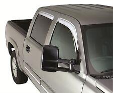 Auto Ventshade Chrome Ventvisors 684515