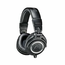 Audio-Technica ATH-M50x Professional Studio Monitor Headphones Black FREE 2DAY!