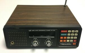 Realistic Pro-2008 Digital Entry Programmable Scanning Receiver