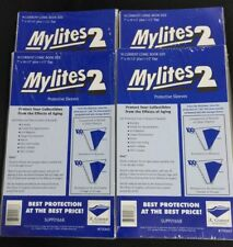 "200 E. Gerber Mylites 2 Mil Mylar Current Comic Book Sleeves 700M2  7"" X 10 1/2"""