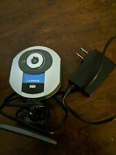 Linksys Wireless-G WVC54G Web Cam
