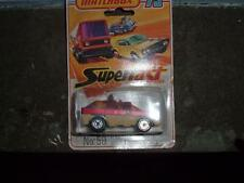 MATCHBOX SUPERFAST #59 PLANET SCOUT RECONNAISSANCE WITH ITS  BOX SEE THE PHOTOS