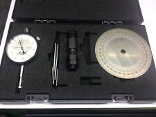 OT-Messset M 14x1,25 mit Gradscheibe Ø100mm Totpunkt-Finder OT-Messuhr