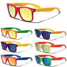 2e03c534e4d Blue Frame   Lens Unisex Sunglasses
