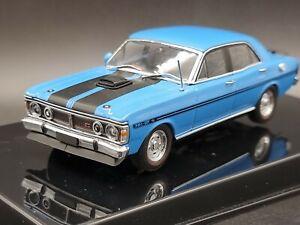 Autoart 1970 Ford Falcon XY GTHO Phase 3 True Blue 1:43 Scale Diecast Model Car