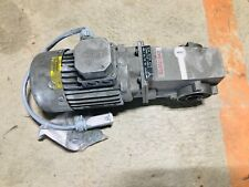 BOSCH REXROTH GEAR MOTOR WITH CONNECTOR CABLE 3 842 532 124