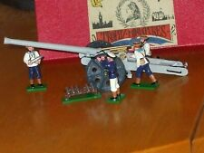Trophy Naval Gun and Crew Victorian Campaign toy soldiers Mib